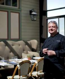 Keith Luce is the chef at Luce &