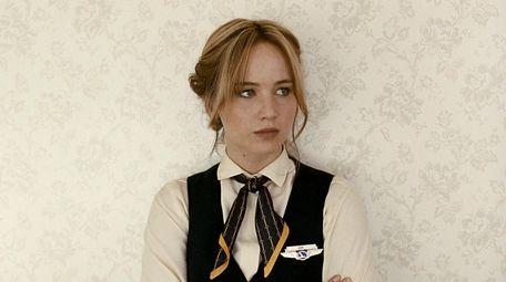 Jennifer Lawrence in 20th Century Fox's 2015 movie