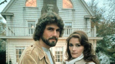 James Brolin and Margot Kidder in 1979 horror