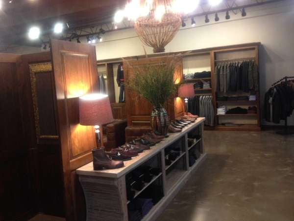 The new Woodbury Mens Shop is now open
