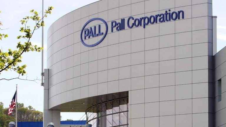 Pall Corp., a Port Washington-based supplier of filtration