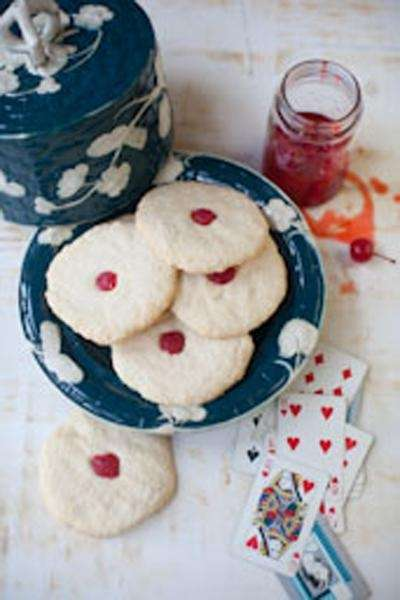 "Soft sugar cookies from ""The Brown Betty Cookbook"""