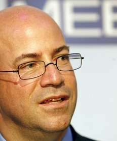 Jeff Zucker, newly minted chief of CNN's worldwide
