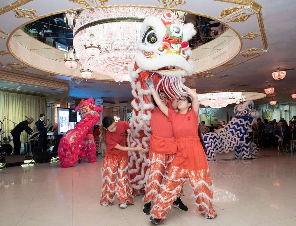 The Chinese Center on Long Island celebrates its