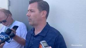 Mets general manager Brodie Van Wagenen on Tuesday provided