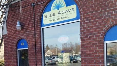 Blue Agave Mexican Grill, located behind Haiku in