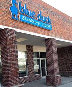 The Blue Duck Bakery, with branches in Southold