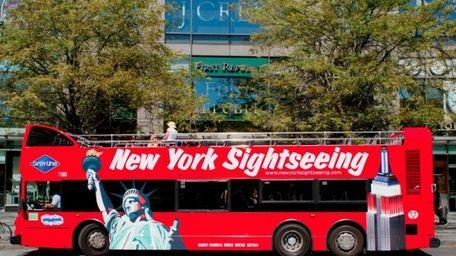 Gray Line New York and CitySights NY