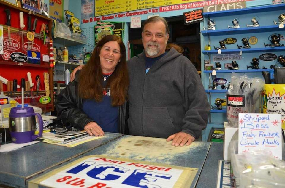 Denise and Bill Witchey's Combs Bait and Tackle