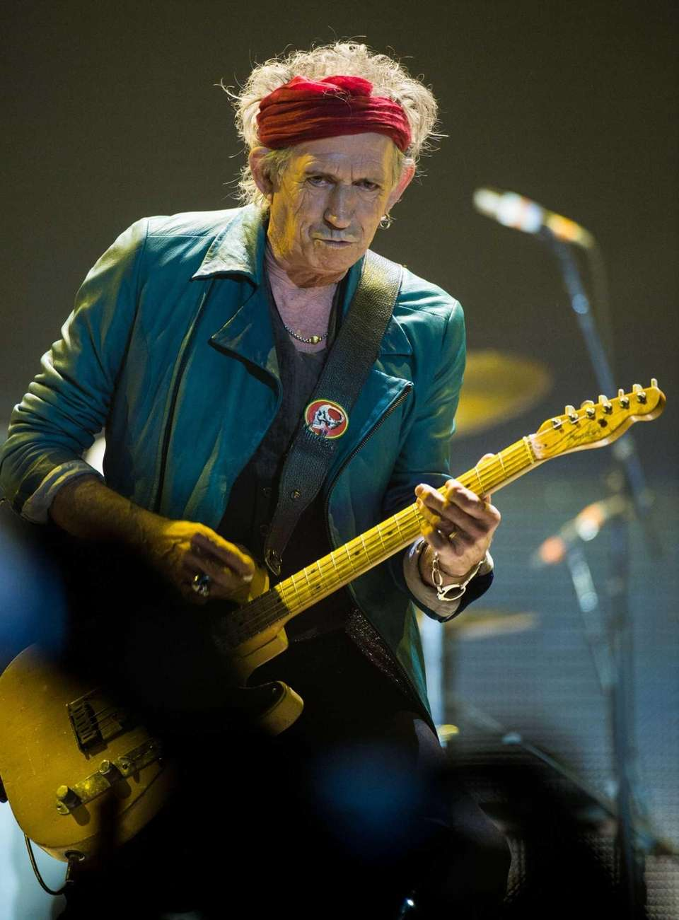Keith Richards: In his 2010 autobiography, the former