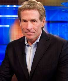 "ESPN ""First Take"" personality Skip Bayless."