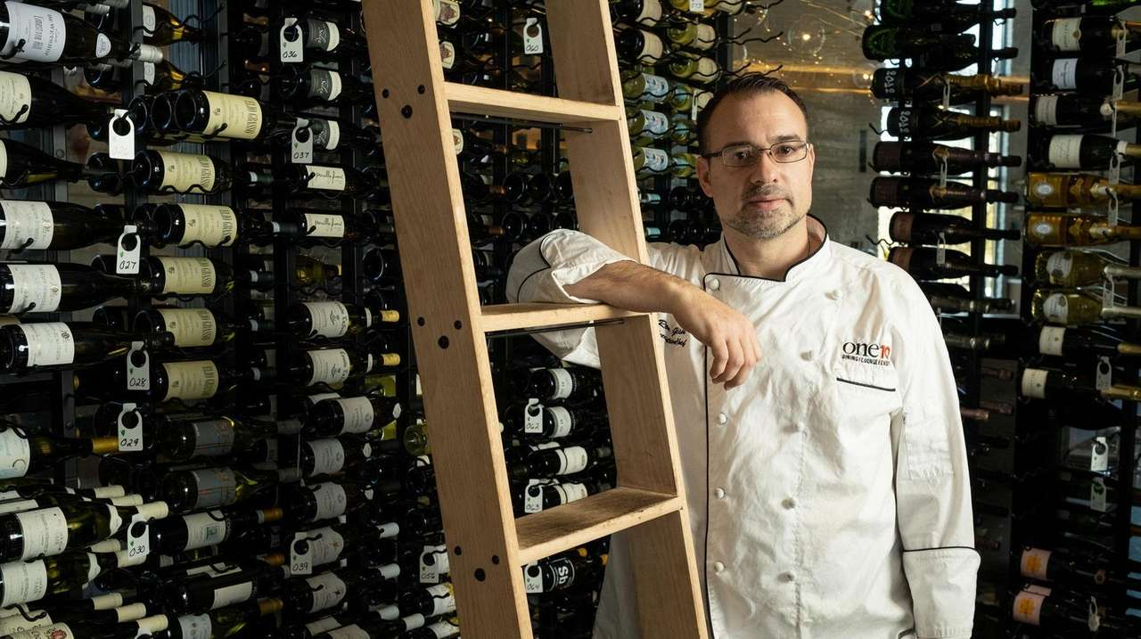 On March 4, the executive chef of One10