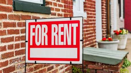Increases in residential rents helped to drive the