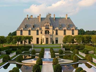 Oheka Castle in Huntington, built by financier and