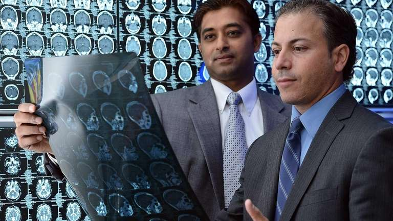 Dr. Jai Grewal, a neuro-oncologist and co-director of