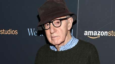 Director Woody Allen attends a special screening of