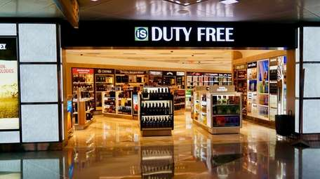 International Shoppes operates about 20 duty-free stores in