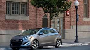 The 2013 Hyundai Elantra GT is shorter than