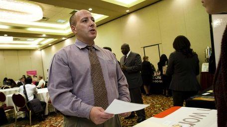 Frank Guglielmi, age 38 of West Babylon, talks