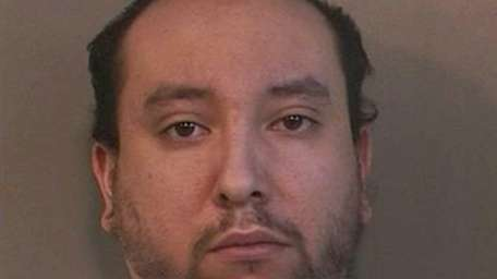 Jared Gurman, 26, of Williston Park, was arraigned