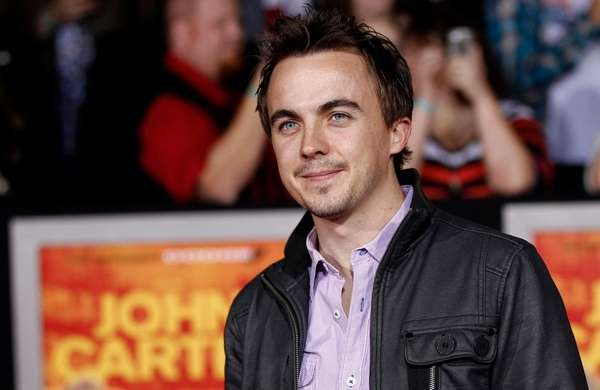 "Frankie Muniz arrives at the premiere of ""John"