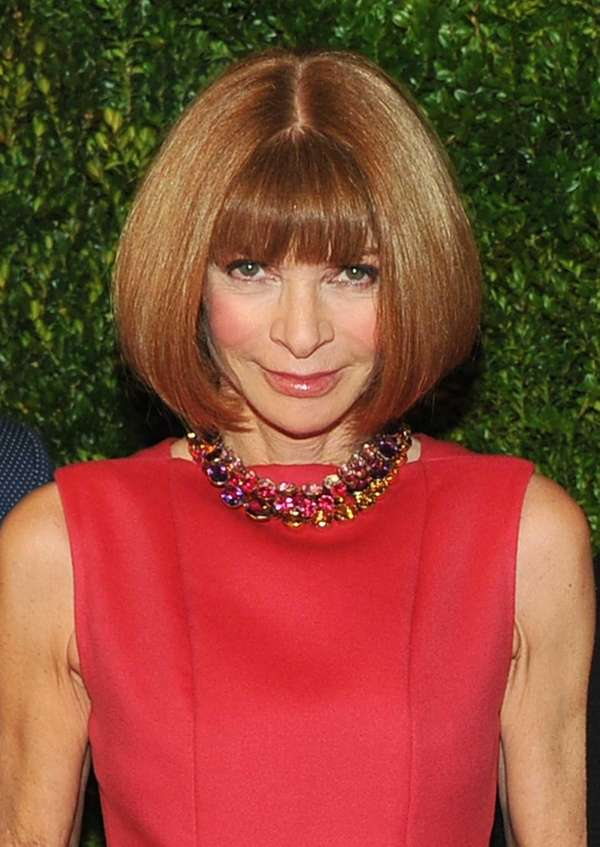 Anna Wintour attends HBO's 'In Vogue: The Editor's