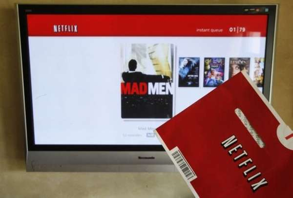 Netflix announced Dec. 4, 2012, that it had
