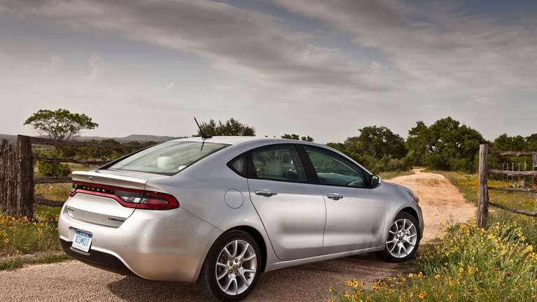 Introduced for the 2013 model year, Dart is