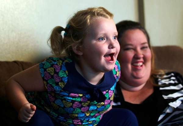 TLC's quot;Here Comes Honey Boo Booquot; follows 7-year-old