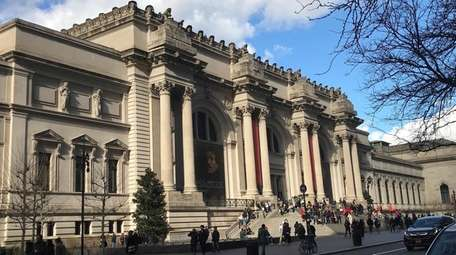 The Metropolitan Museum of Art will temporarily close
