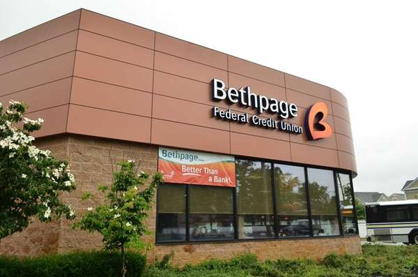 Bethpage Federal Credit Union on Sunrise Highway in