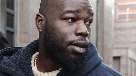 Naeem Davis, the suspect in the New York