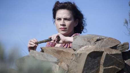 Hayley Atwell in a scene from the Sundance