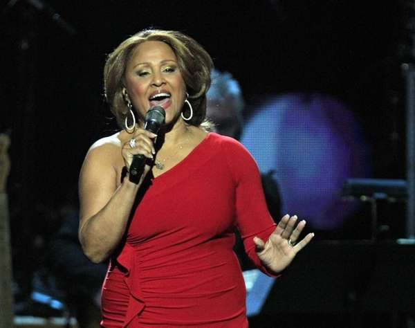 Darlene Love performs at the Rock and Roll