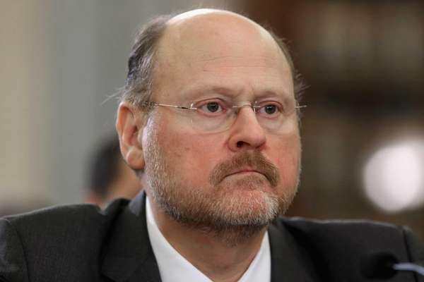 Metropolitan Transportation Authority Chairman and CEO Joseph Lhota