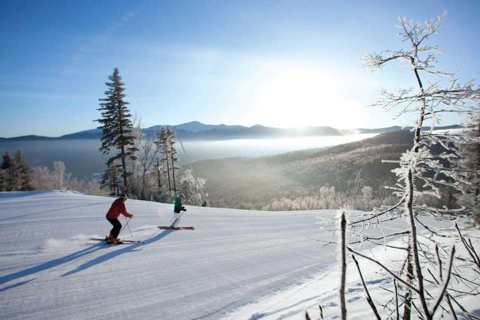The Omni Mount Washington Resort in Bretton Woods,