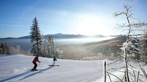 The Omni Mount Washington Resort in Bretton Woods,