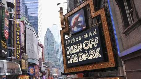 Foxwoods Theatre