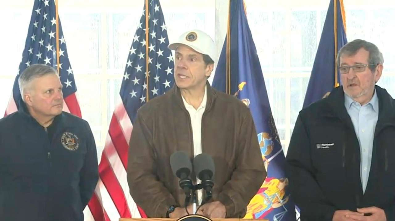 On Friday, Gov. Andrew M. Cuomo announced New