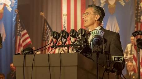 "John Turturro in ""The Plot Against America."""