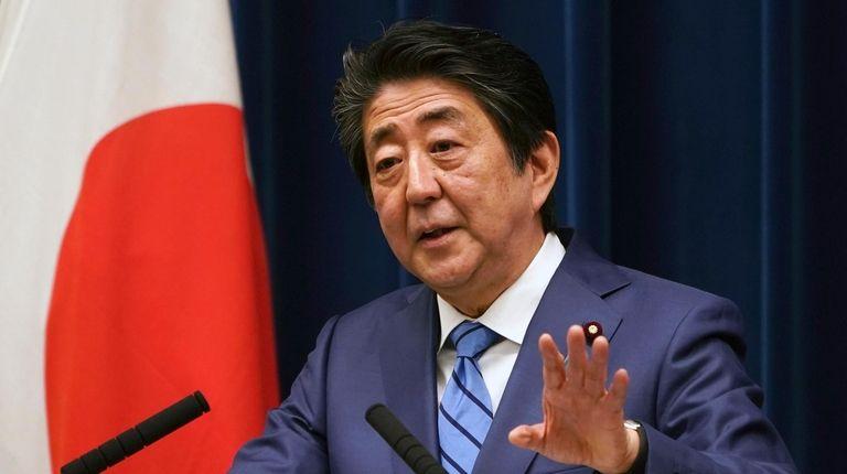 Resultado de imagem para Shinzo Abe,