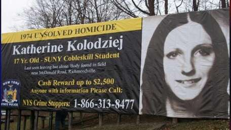 Nearly four decades after a Ronkonkoma teenager was