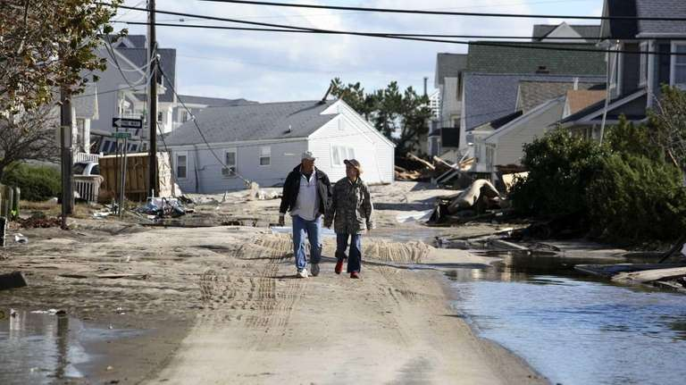 Tom Oldewurtel and Amy Paynton of Seaside Heights