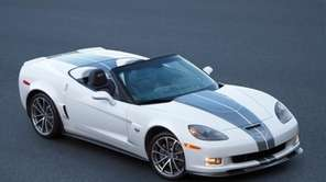 There are several reasons the 2013 Chevy Corvette
