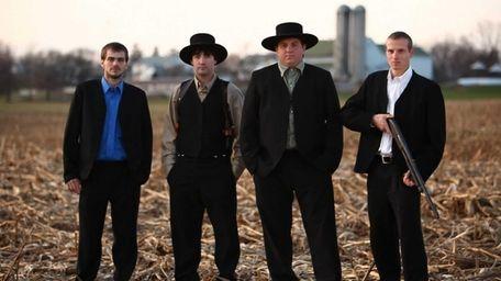 John, Alvin, Levi, Jolin in Discovery Channel 's
