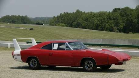 The 1969 Dodge Charger was offered with a