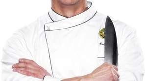 Robert Irvine is host of the Food Network