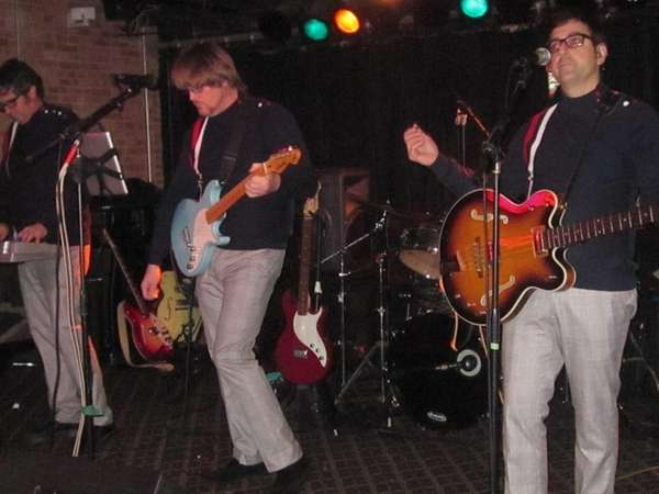 The Rockinghams perform 1960s hits at All You