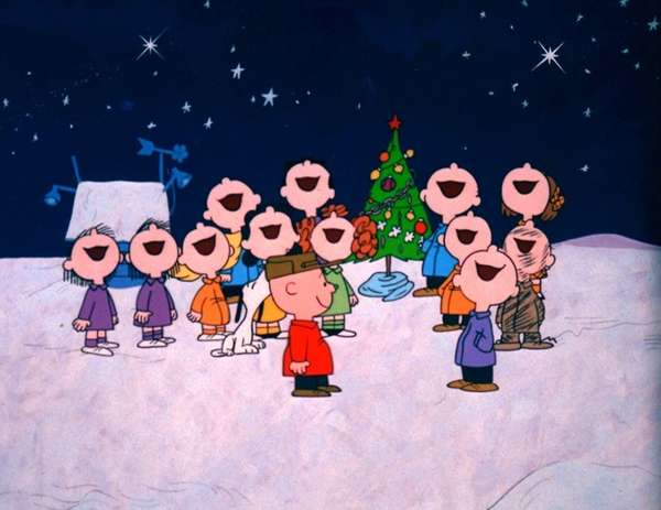 A Charlie Brown Christmas (8 p.m. Nov. 28