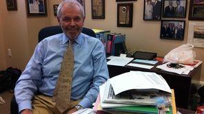 John Williams is superintendent of the Amityville Union